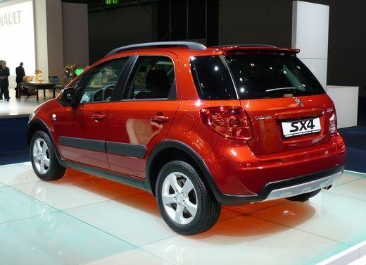 Suzuki SX4 nella nuova versione 2.0 DDiS 2WD GL - Foto 4 di 13