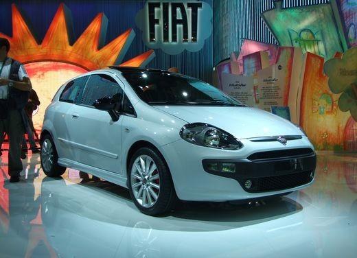 Fiat al Salone di Francoforte 2009