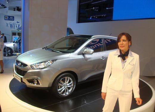 Hyundai ix35 in promozione al prezzo di 18.440 euro - Foto 12 di 36