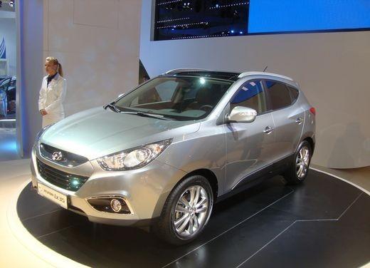 Hyundai ix35 in promozione al prezzo di 18.440 euro - Foto 13 di 36