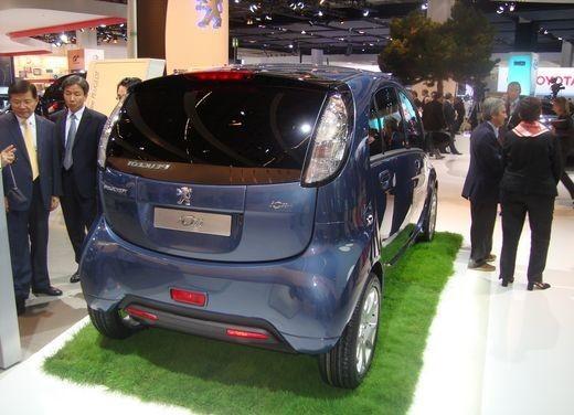 Peugeot iOn presto la prova di Infomotori - Foto 18 di 19