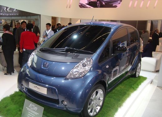 Peugeot iOn presto la prova di Infomotori - Foto 19 di 19