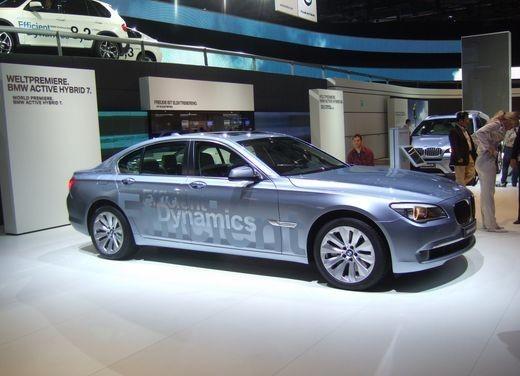 BMW al Salone di Francoforte 2009