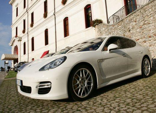 Porsche Panamera Turbo – Test Drive - Foto 9 di 54
