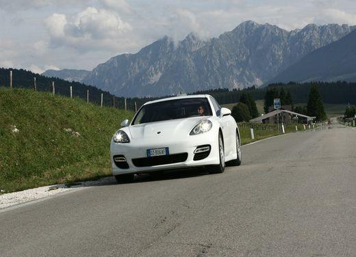 Porsche Panamera Turbo – Test Drive - Foto 11 di 54