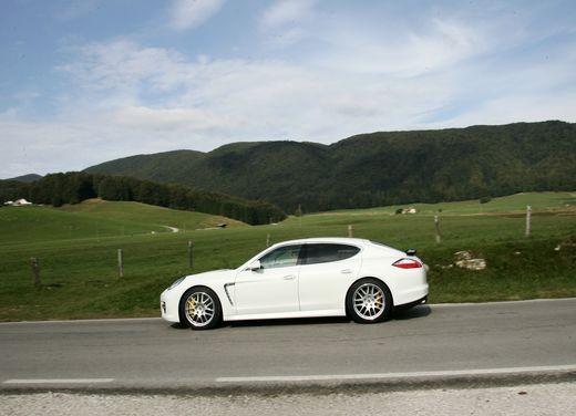 Porsche Panamera Turbo – Test Drive - Foto 12 di 54