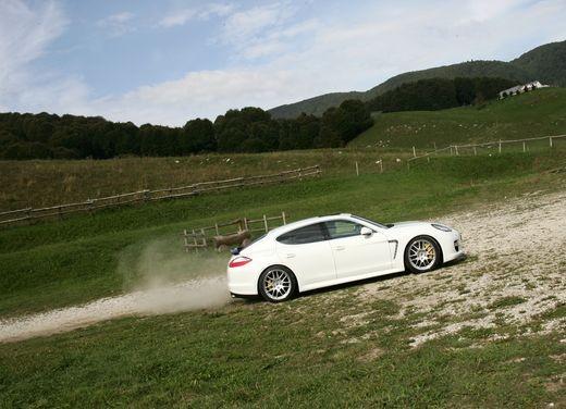 Porsche Panamera Turbo – Test Drive - Foto 13 di 54