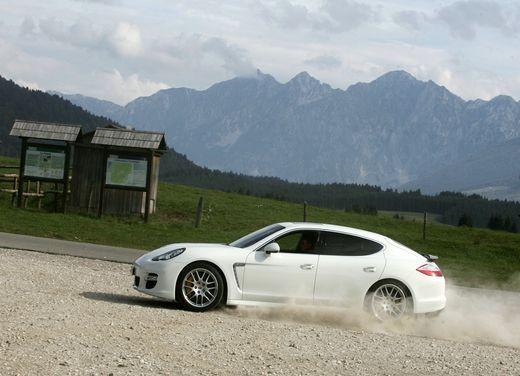 Porsche Panamera Turbo – Test Drive - Foto 15 di 54