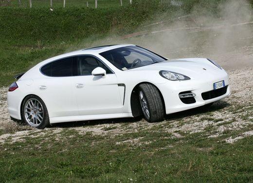 Porsche Panamera Turbo – Test Drive - Foto 16 di 54