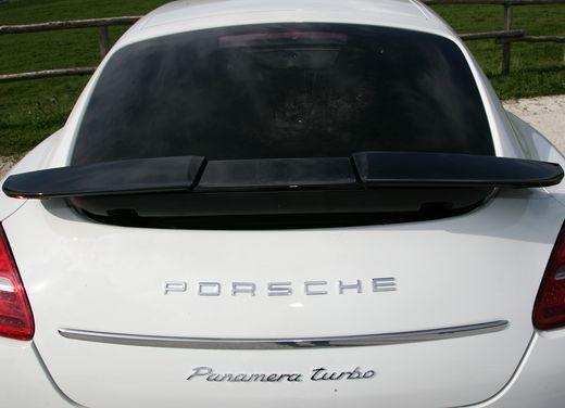 Porsche Panamera Turbo – Test Drive - Foto 19 di 54