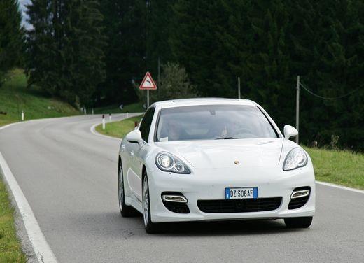 Porsche Panamera Turbo – Test Drive - Foto 28 di 54