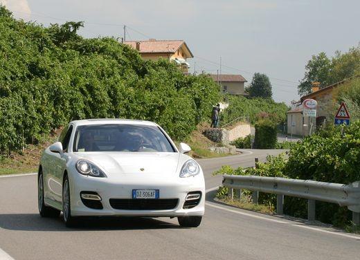 Porsche Panamera Turbo – Test Drive - Foto 30 di 54