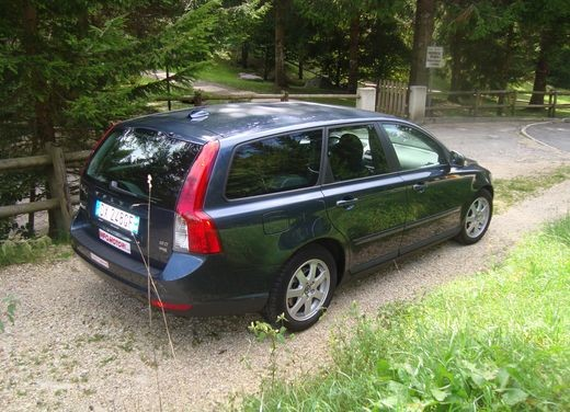 Volvo V50 Polar 1.6D DRIVe Start/Stop – Long Test Drive