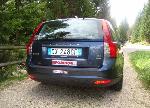 Volvo V50 Polar 1.6D DRIVe Start/Stop – Long Test Drive - Foto 2 di 28
