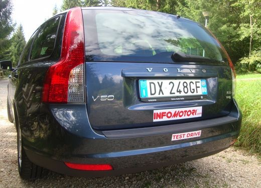 Volvo V50 Polar 1.6D DRIVe Start/Stop – Long Test Drive - Foto 3 di 28