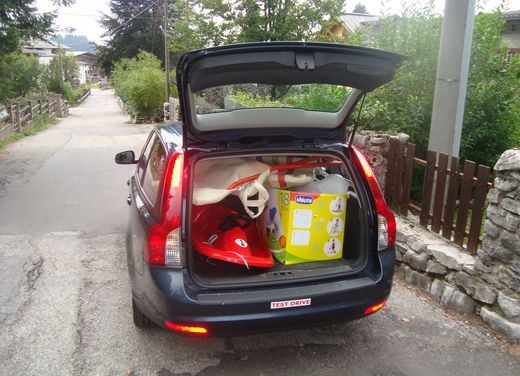 Volvo V50 Polar 1.6D DRIVe Start/Stop – Long Test Drive - Foto 6 di 28