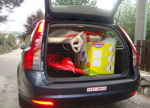 Volvo V50 Polar 1.6D DRIVe Start/Stop – Long Test Drive - Foto 7 di 28