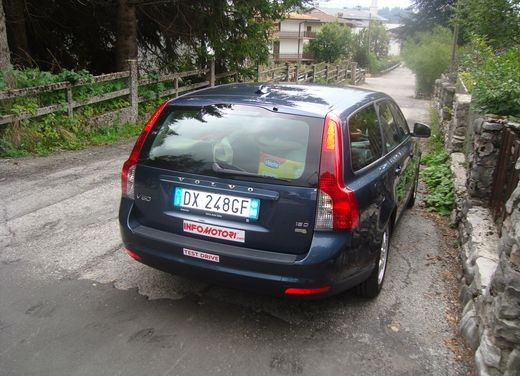 Volvo V50 Polar 1.6D DRIVe Start/Stop – Long Test Drive - Foto 10 di 28