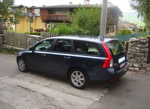 Volvo V50 Polar 1.6D DRIVe Start/Stop – Long Test Drive - Foto 11 di 28