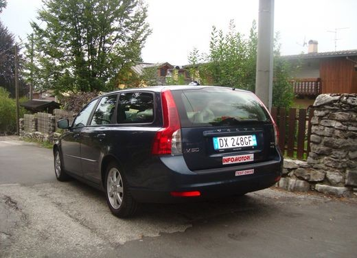 Volvo V50 Polar 1.6D DRIVe Start/Stop – Long Test Drive - Foto 12 di 28
