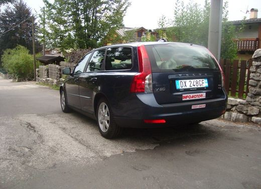 Volvo V50 Polar 1.6D DRIVe Start/Stop – Long Test Drive - Foto 13 di 28