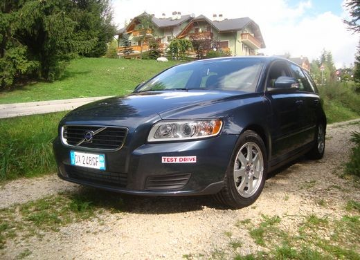 Volvo V50 Polar 1.6D DRIVe Start/Stop – Long Test Drive - Foto 17 di 28