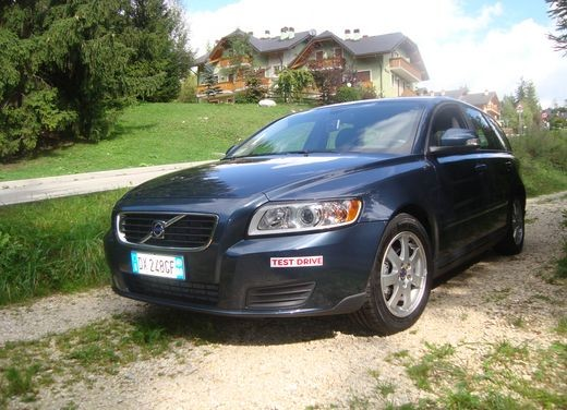Volvo V50 Polar 1.6D DRIVe Start/Stop - Long Test Drive