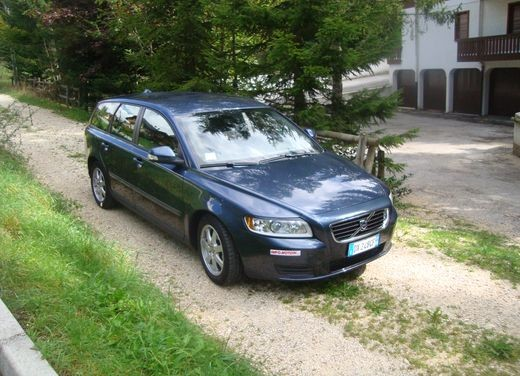 Volvo V50 Polar 1.6D DRIVe Start/Stop – Long Test Drive - Foto 19 di 28