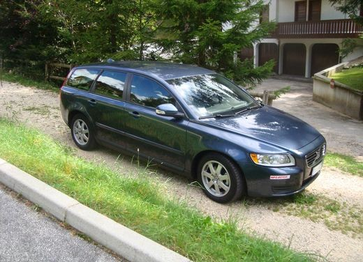 Volvo V50 Polar 1.6D DRIVe Start/Stop – Long Test Drive - Foto 20 di 28