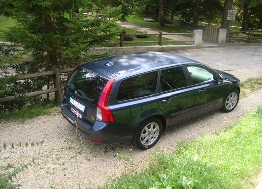 Volvo V50 Polar 1.6D DRIVe Start/Stop – Long Test Drive - Foto 21 di 28