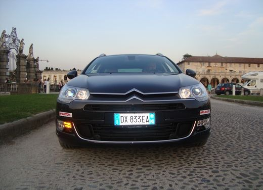 Citroen C5 Tourer – Long Test Drive - Foto 5 di 32