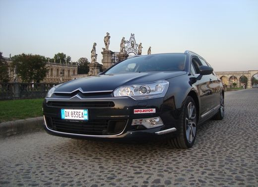 Citroen C5 Tourer – Long Test Drive - Foto 6 di 32