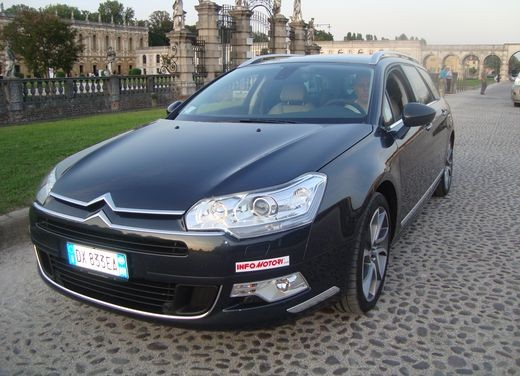 Citroen C5 Tourer – Long Test Drive - Foto 7 di 32