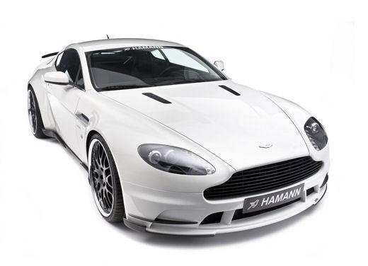 Aston Martin Vantage by Hamann