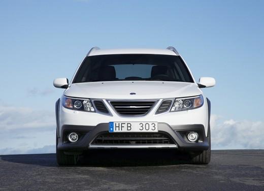 Nuova Saab 9-3X a trazione integrale XWD - Foto 8 di 22