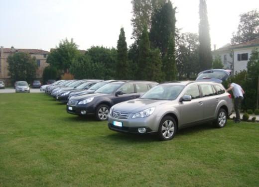 Subaru Nuova Outback 2010 – Test Drive - Foto 13 di 21
