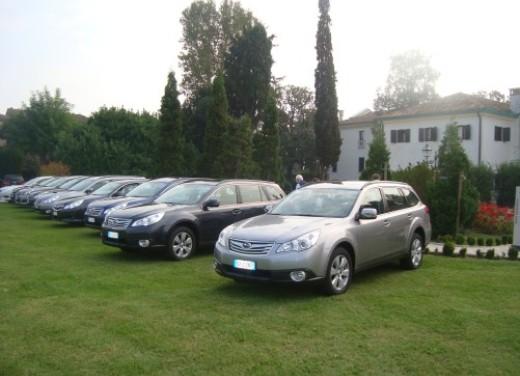 Subaru Nuova Outback 2010 – Test Drive - Foto 14 di 21