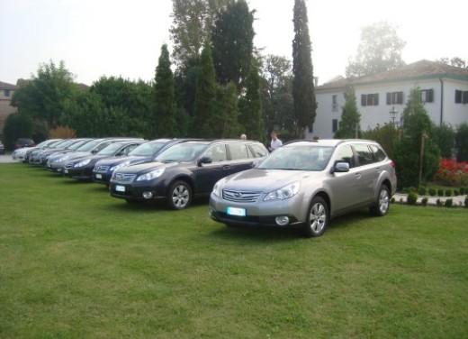 Subaru Nuova Outback 2010 – Test Drive - Foto 15 di 21
