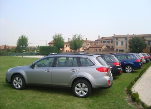 Subaru Nuova Outback 2010 – Test Drive - Foto 18 di 21