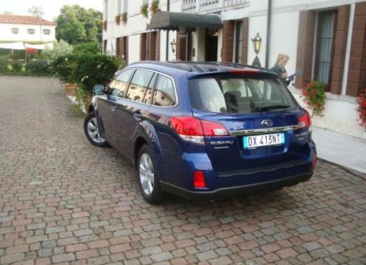 Subaru Nuova Outback 2010 – Test Drive - Foto 5 di 21