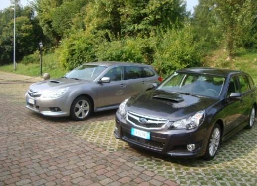 Subaru Nuova Outback 2010 – Test Drive - Foto 6 di 21
