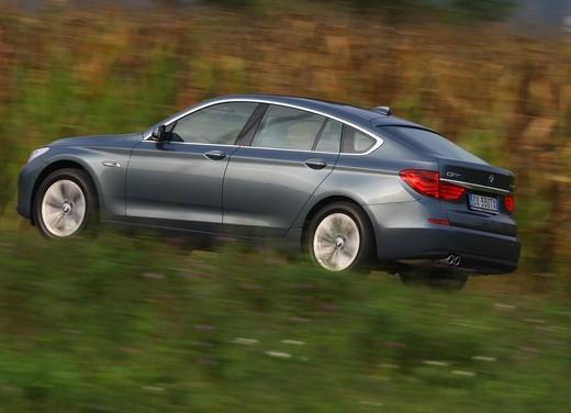 BMW Serie 5 GT – Test Drive della prima gran turismo di Monaco di Baviera
