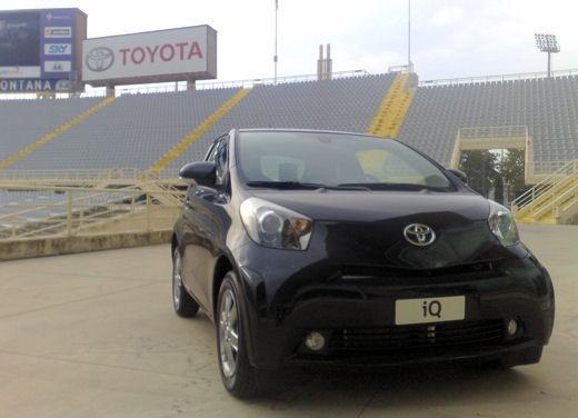 Toyota iQ – Test Drive - Foto 6 di 28