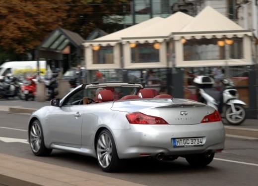 Infiniti G37 Cabrio – Test Drive
