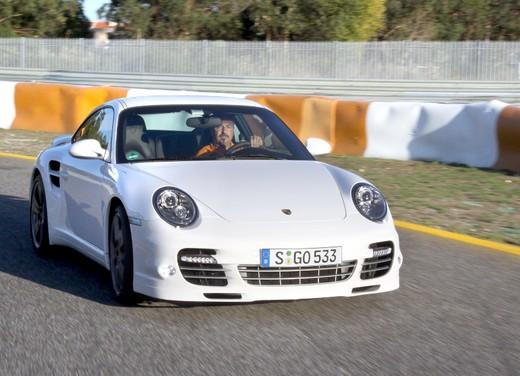 Porsche nuova 911 Turbo – Test Drive - Foto 2 di 30