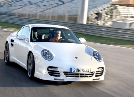 Porsche nuova 911 Turbo – Test Drive - Foto 4 di 30