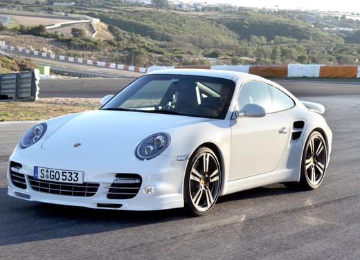Porsche nuova 911 Turbo – Test Drive - Foto 8 di 30