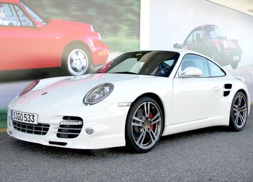 Porsche nuova 911 Turbo – Test Drive - Foto 12 di 30