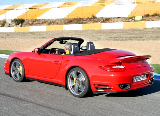 Porsche nuova 911 Turbo – Test Drive - Foto 22 di 30