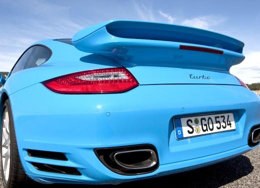 Porsche nuova 911 Turbo – Test Drive - Foto 25 di 30